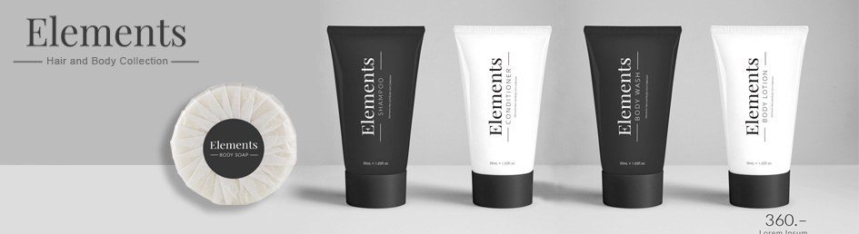The Elements Hair and Body Care Collection heralds a new generation of luxury and style, while paying tribute to the time-honoured tradition of fine toiletries. Innovative ingredients of natural origin are expertly blended with high performance botanical extracts to nourish and pamper.